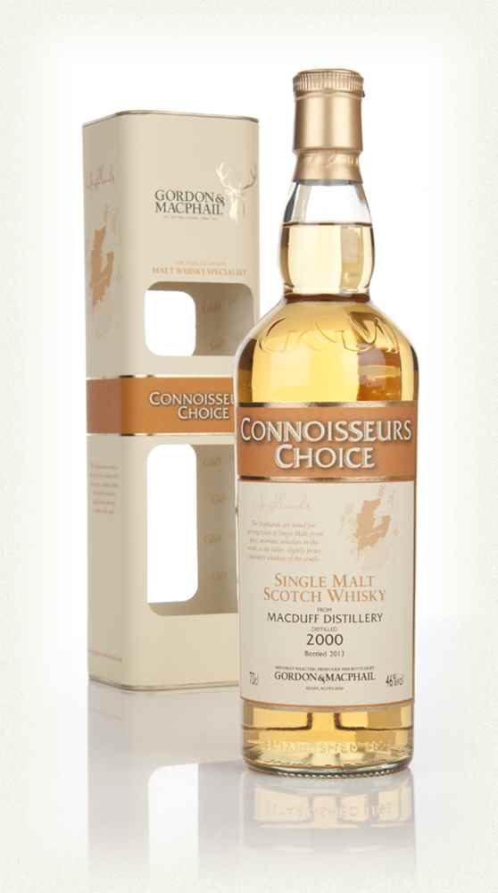 Macduff 2000 (bottled 2013) - Connoisseurs Choice (Gordon & MacPhail)