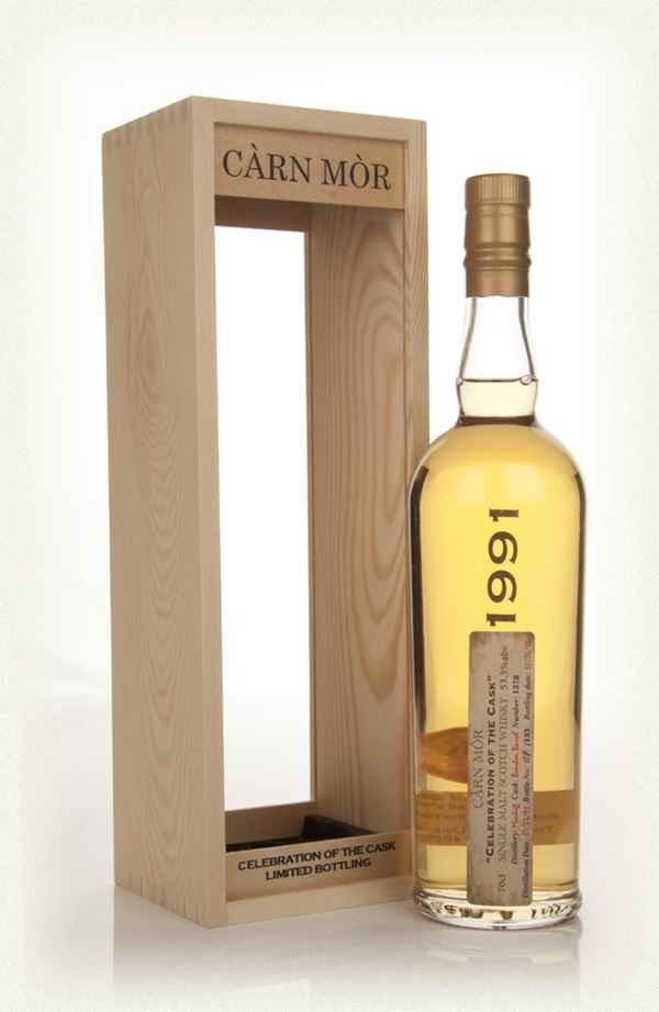 Macduff 22 Year Old 1991 (cask 1378) - Celebration of the Cask (Càrn Mòr)