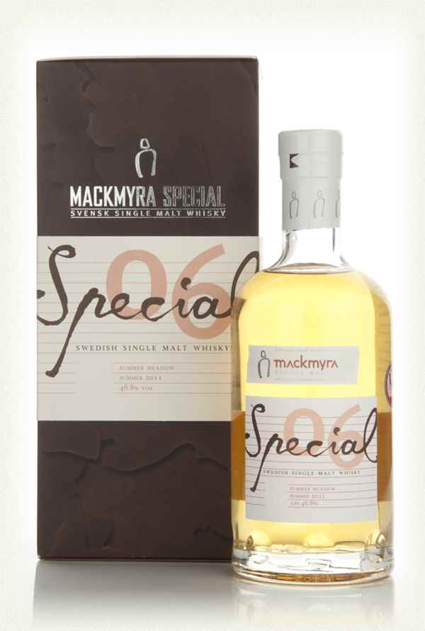 Mackmyra Special 6 Summer Meadow