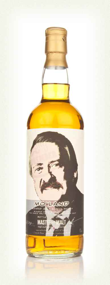 Whisky 4 Movember Mo'land Richard Paterson