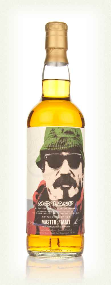 Whisky 4 Movember Mo'land Serge Valentin