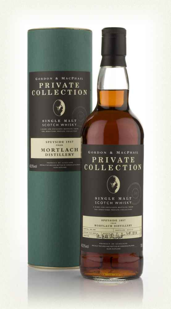 Mortlach 1957 - Private Collection (Gordon and MacPhail)