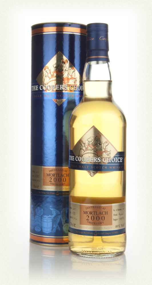 Mortlach 10 Years Old 2000 - The Coopers Choice (The Vintage Malt Whisky Co.)