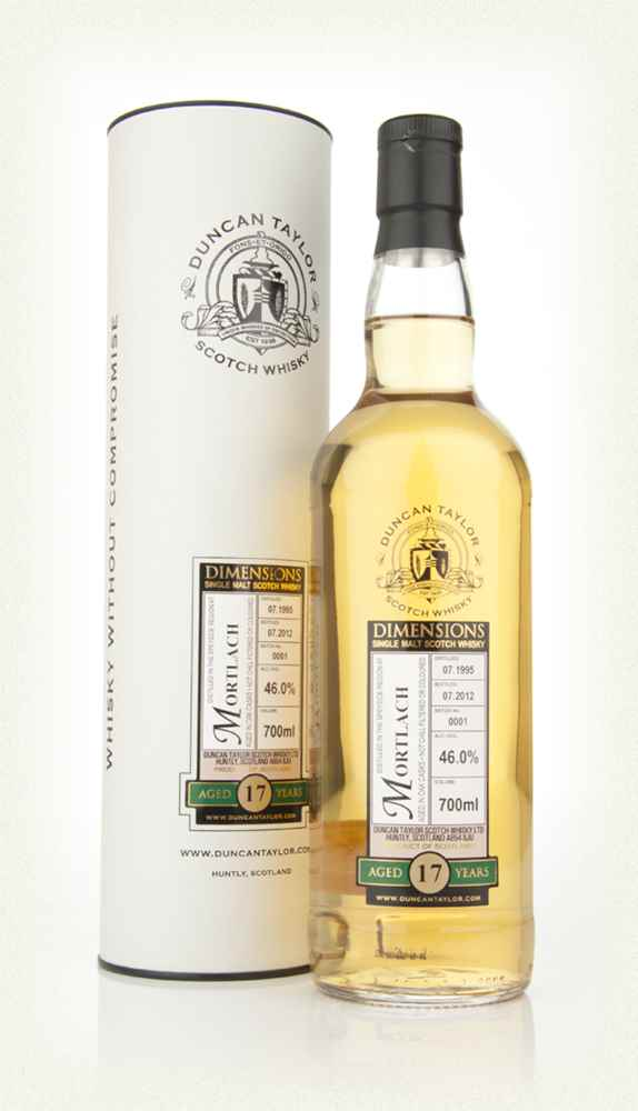 Mortlach 17 Year Old 1995  - Dimensions (Duncan Taylor)