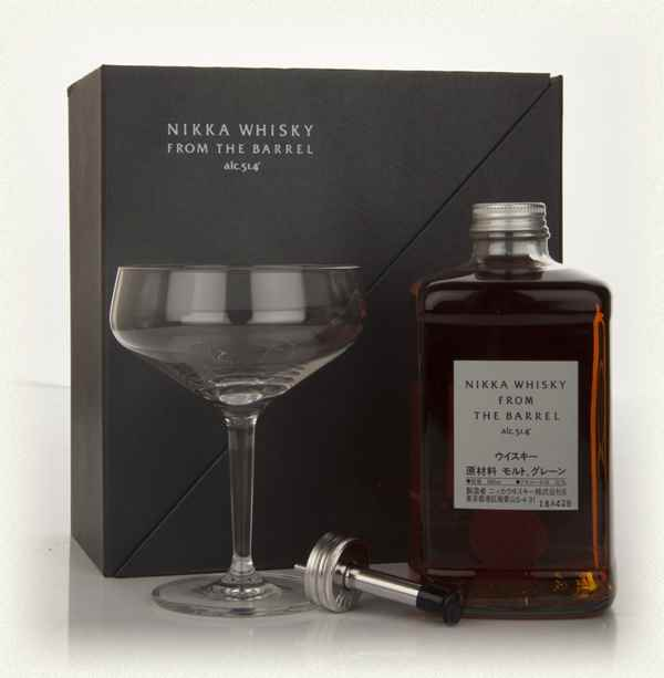 Nikka Whisky From the Barrel Cocktail Set