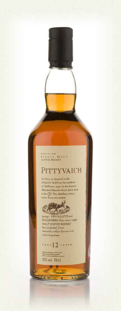 Pittyvaich 12 Year Old - Flora and Fauna