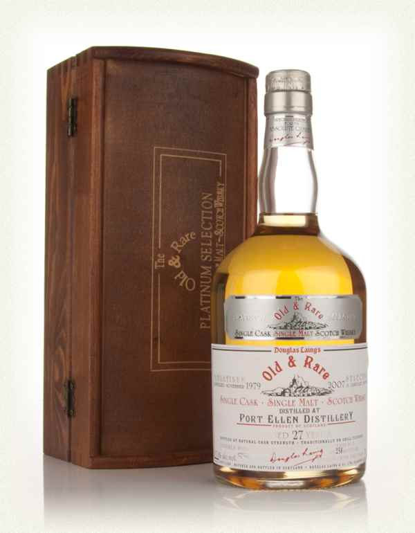 Port Ellen 27 Year Old 1979 - Old and Rare Platinum (Douglas Laing)