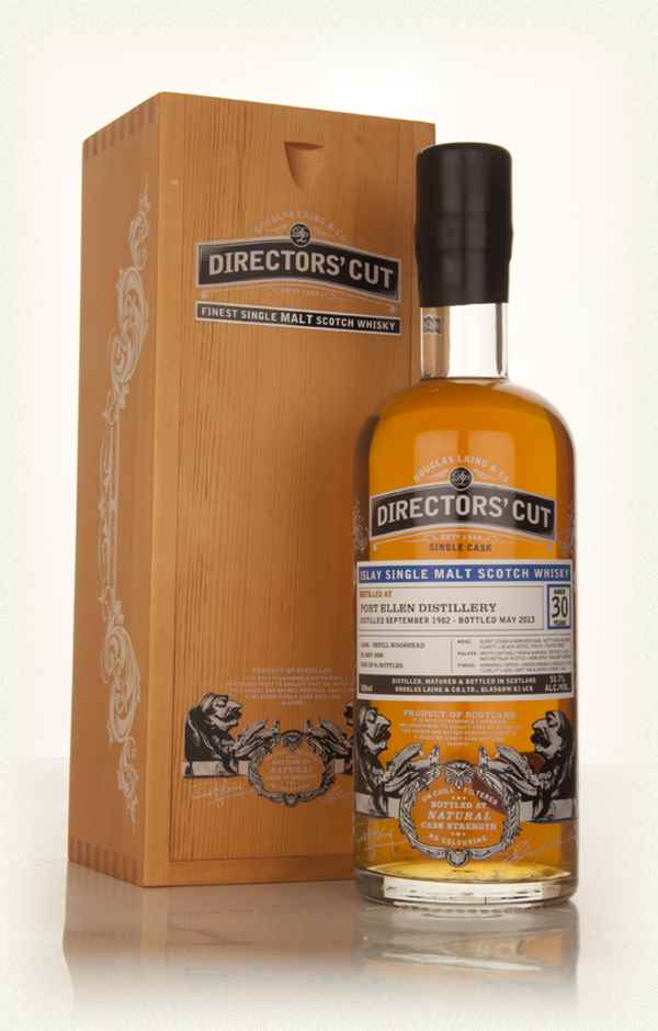 Port Ellen 30 Year Old 1982 (cask 9828) - Directors Cut (Douglas Laing)