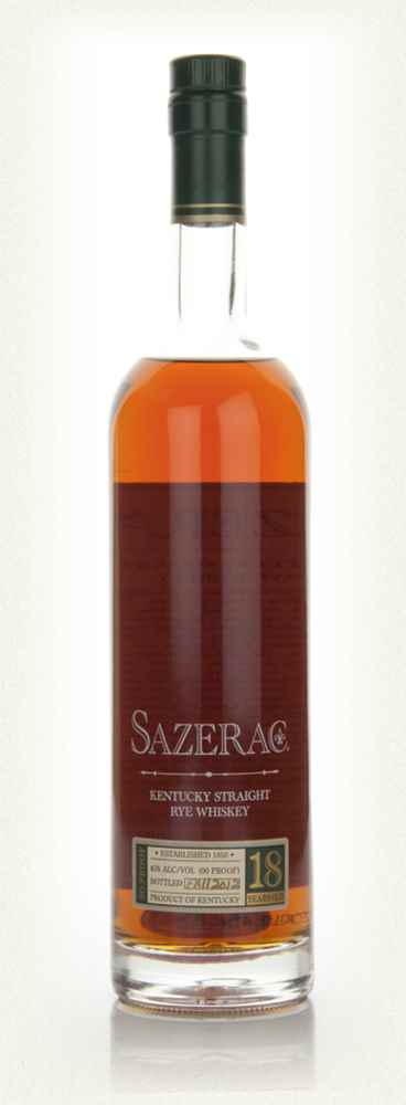 Sazerac 18 Year Old  2012