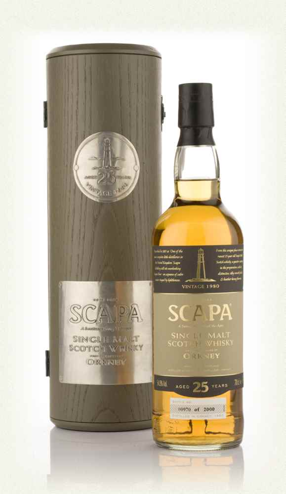 Scapa 25 Year Old