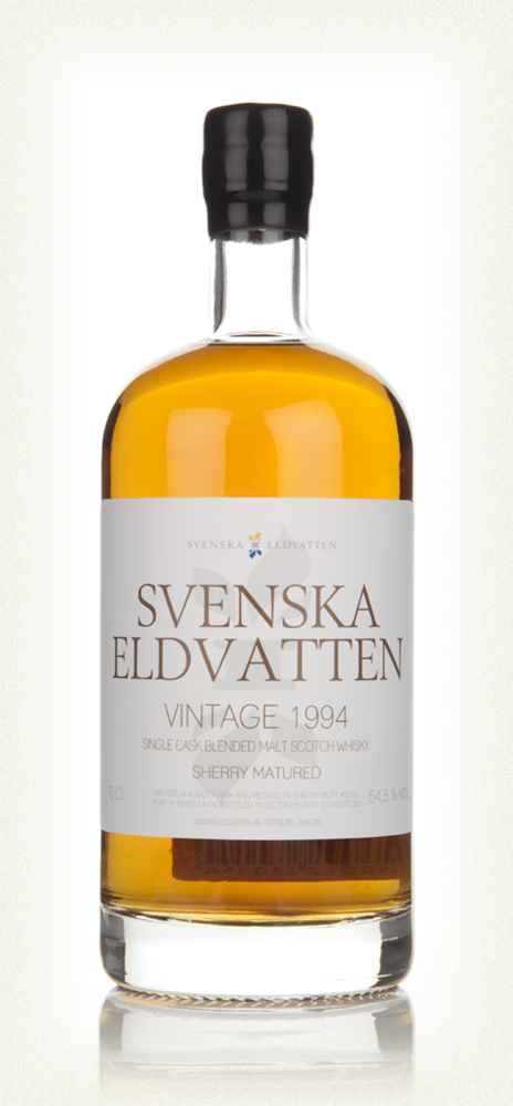 Svenska Eldvatten Vintage 1994 Blended Malt Scotch Whisky