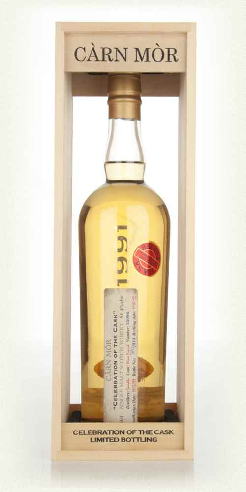 Tamdhu 21 Year Old 1991 (cask 35096) - Celebration of the Cask (Càrn Mòr)