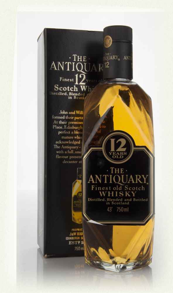 The Antiquary 12 Year Old (Old Bottling)