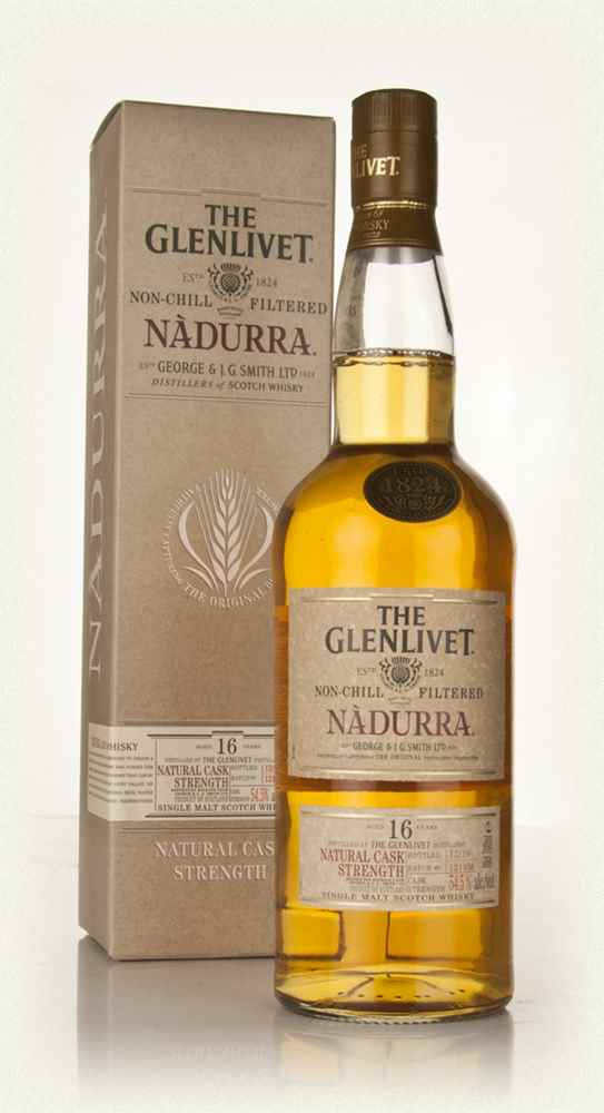 The Glenlivet 16 Year Old Nàdurra Batch 1210M