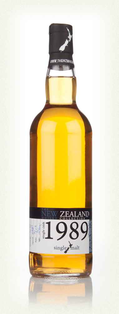 New Zealand 24 Year Old 1989 (cask 58)