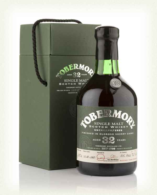 Tobermory 32 Year Old