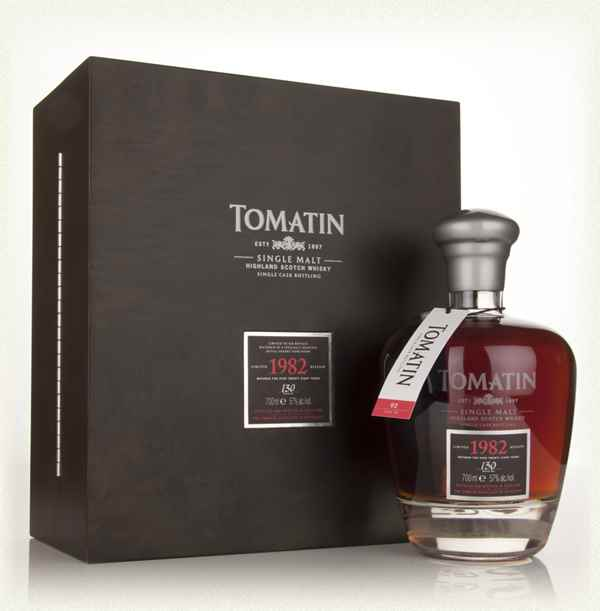 Tomatin 1982 Cask 92