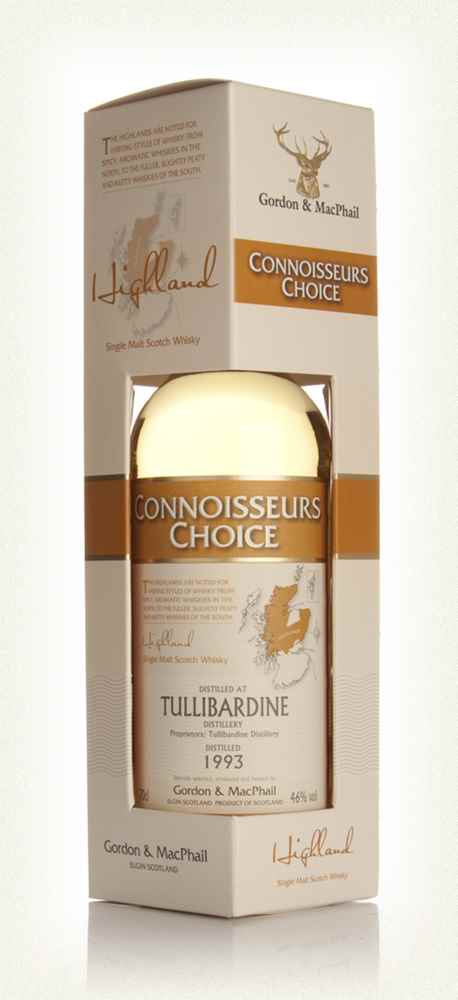Tullibardine 1993 - Connoisseurs Choice (Gordon and MacPhail)