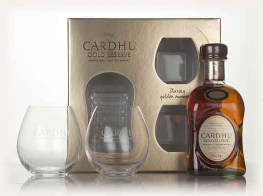 Cardhu Gold Gift Pack