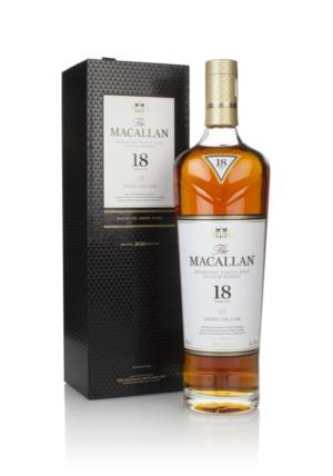 The Macallan 18 Year Old Sherry Oak (2020 Release) Whisky - Master of Malt