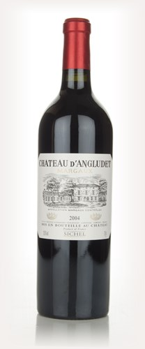 Château d'Angludet Margaux 2004