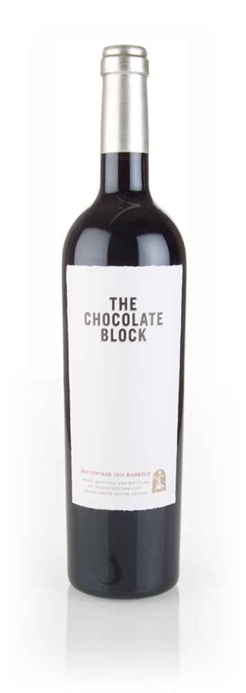 Boekenhoutskloof The Chocolate Block 2010