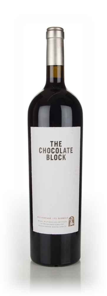 Boekenhoutskloof The Chocolate Block 2013 Magnum (1.5L)