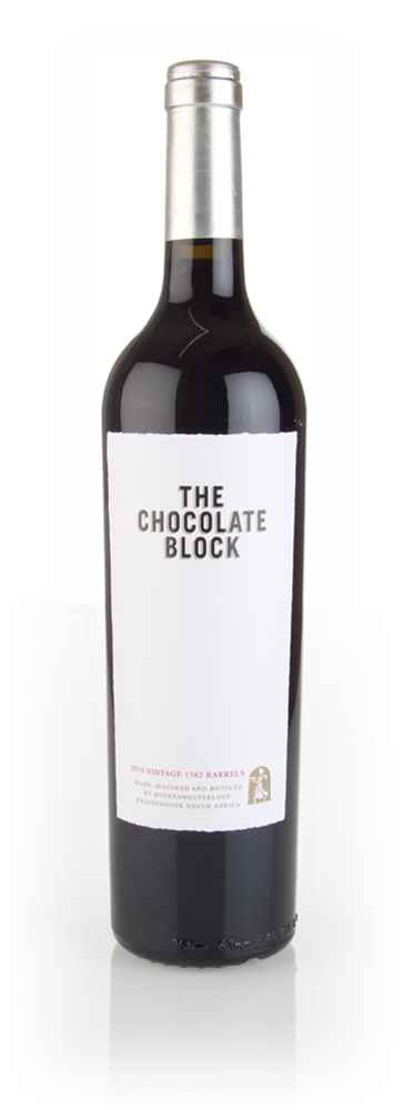 Boekenhoutskloof The Chocolate Block 2014