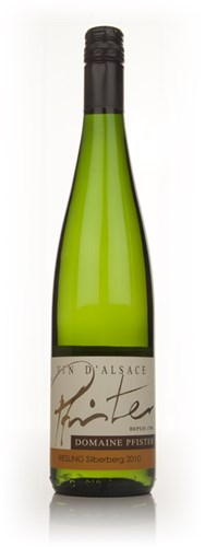 Domaine Pfister Riesling 'Silberberg' 2010