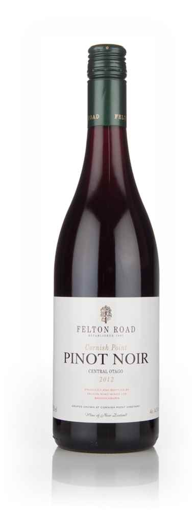 Felton Road Cornish Point Pinot Noir 2012