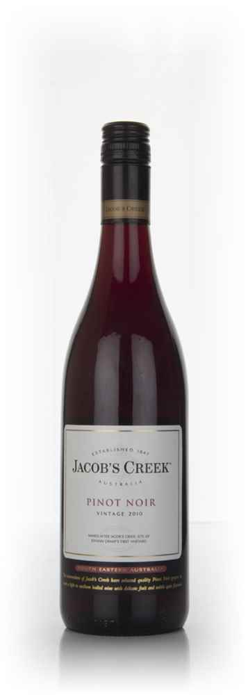 Jacob's Creek Pinot Noir 2010