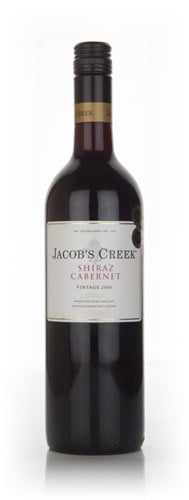 Jacob's Creek Shiraz Cabernet 2006