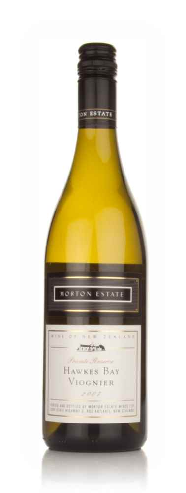Morton Estate White Label Private Reserve Viognier 2007