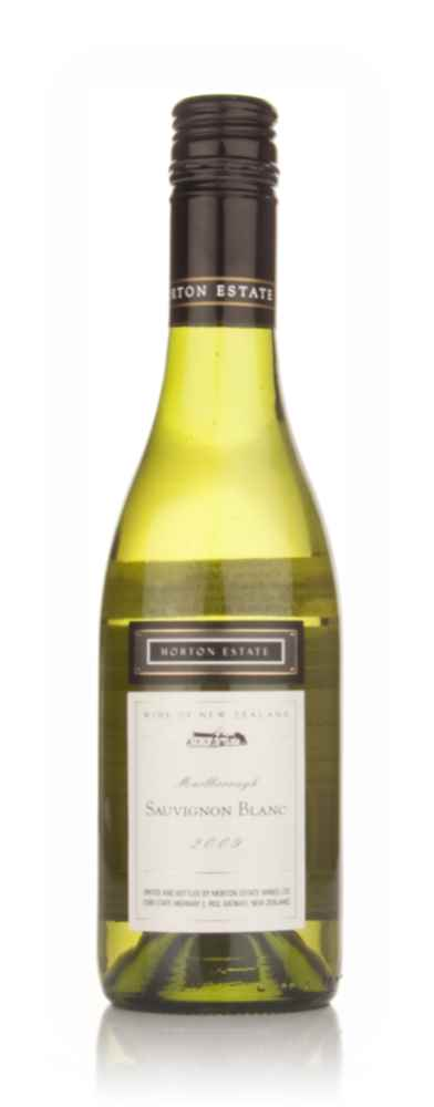 Morton Estate White Label Sauvignon Blanc 2009 37.5cl