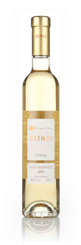 Oremus Tokaji Late Harvest 2011 (37.5cl)