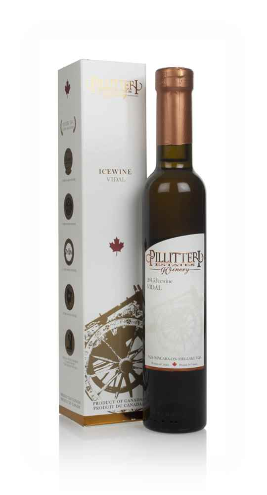 Pillitteri Estates Carretto Vidal Icewine 2015