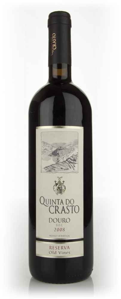 Quinta Do Crasto Douro Reserva 2008