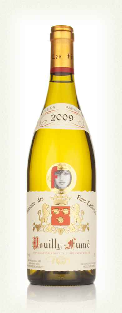 Jean Pabiot 2009 Pouilly Fumé 'Fines Caillottes'